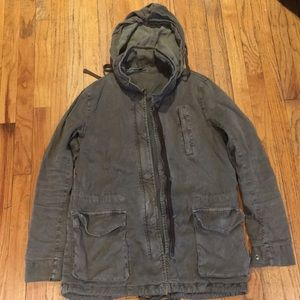 James Peres jacket sz 0